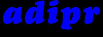 Logo-adipr